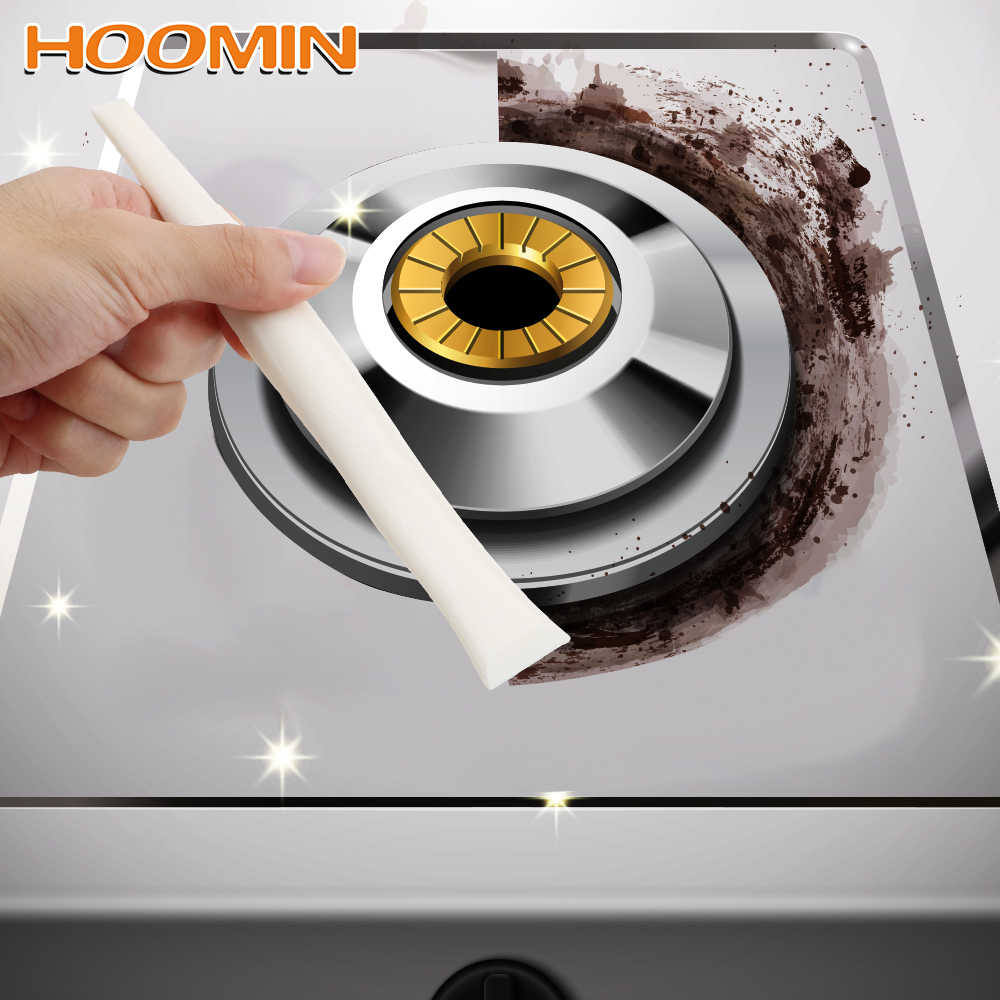 HOOMIN Kitchen Tool Gadgets Multi-function Opener Crevice Cleaning Scrapers  Scraper for Kitchen Bathroom Stove Dirt