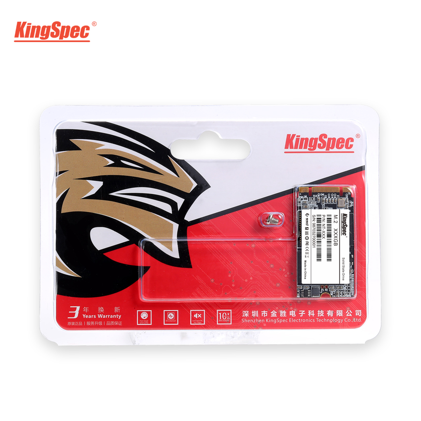 KingSpec M.2 serie 22*42mm NT-256 256 GB SATA III 6 Gb/s NGFF Interne Solid State Drive SSD for Notebook laptop desktop hdd disk
