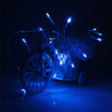 2m USB Powered 20 LED String Light LED Fairy Light Holiday Light Christmas Wedding font b