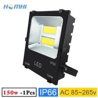 150w Led Flood Light IP66 landscaping lights light projector led ac 220V 110v 230v pir led exterieur led light matrix outdoor