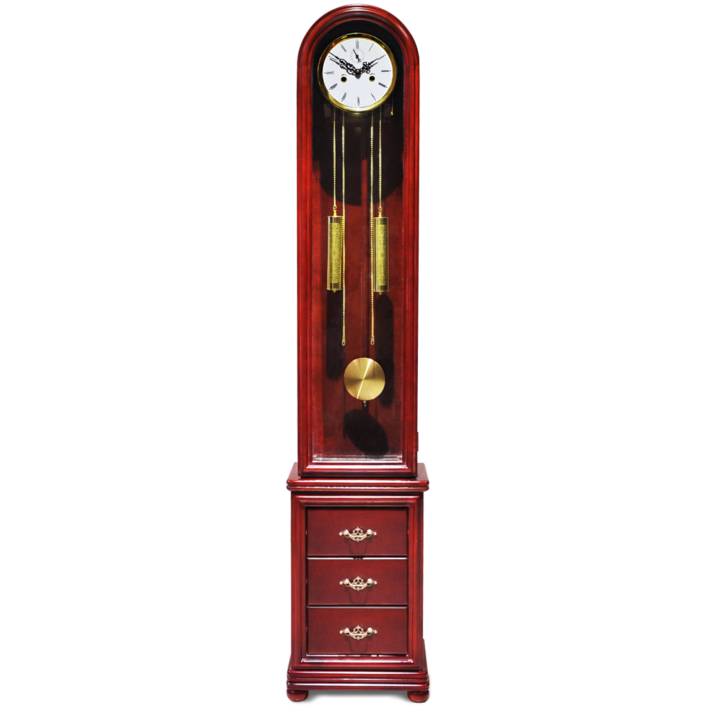 how to make a grandfather clock movement