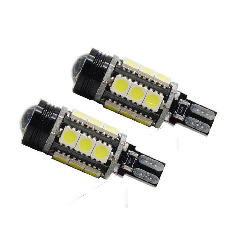 Super White Canbus Error Free LED T15 921 912 W16W LED Backup Reverse Lights lamps 360 Degrees 5050SMD Car Accessories 2pcs