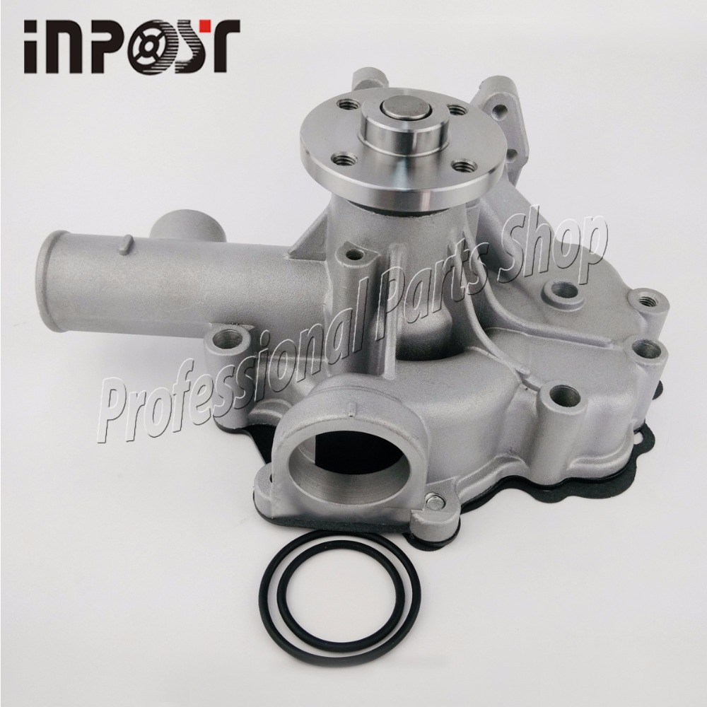 Forklift spare parts water pump for Toyota 1DZ  цены