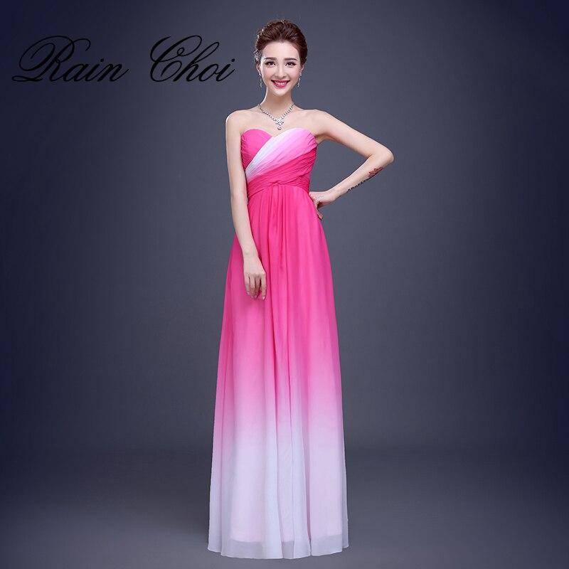 Madre de la novia vestido de fiesta de gasa nueva llegada vestido de ...