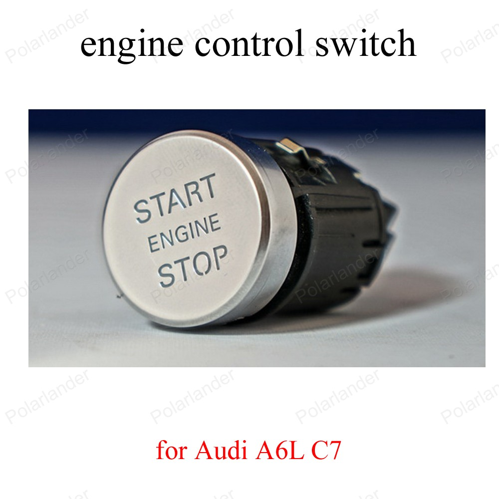 4G1 905 217 4G1905217 For A udi A6L C7 Start Stop Engine Button Chrome Switch|switch mini|switch cup|c7 c9 - title=
