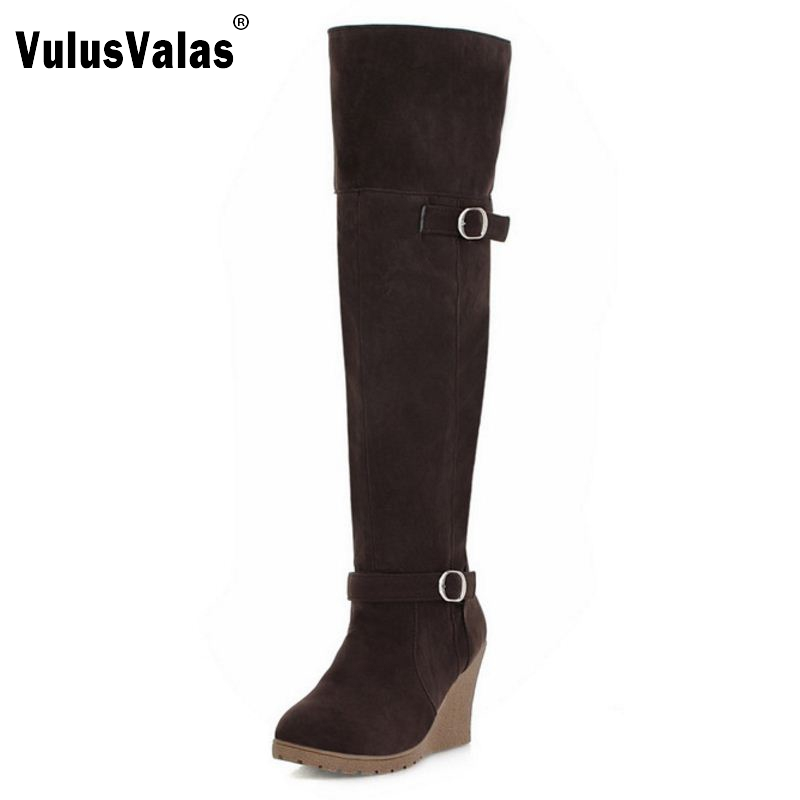 Popular Women Wedge Boots-Buy Cheap Women Wedge Boots lots from ...