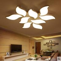 Modern Simple Living Room Creative Rose Gold Personality Nordic Atmosphere Bedroom LED Ceiling Lamp LO81102