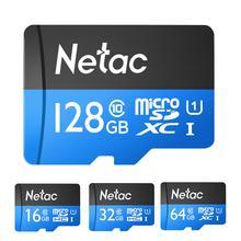 Netac P500 Class 10 UHS-1 80MB/s High Speed Micro SDHC TF Flash Memory Card flash card цена