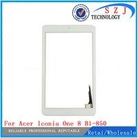 Nieuwe 8 ''inch tablet pc case Voor Acer Iconia Een 8 B1-850 A6001 touchscreen digitizer Gratis Verzending