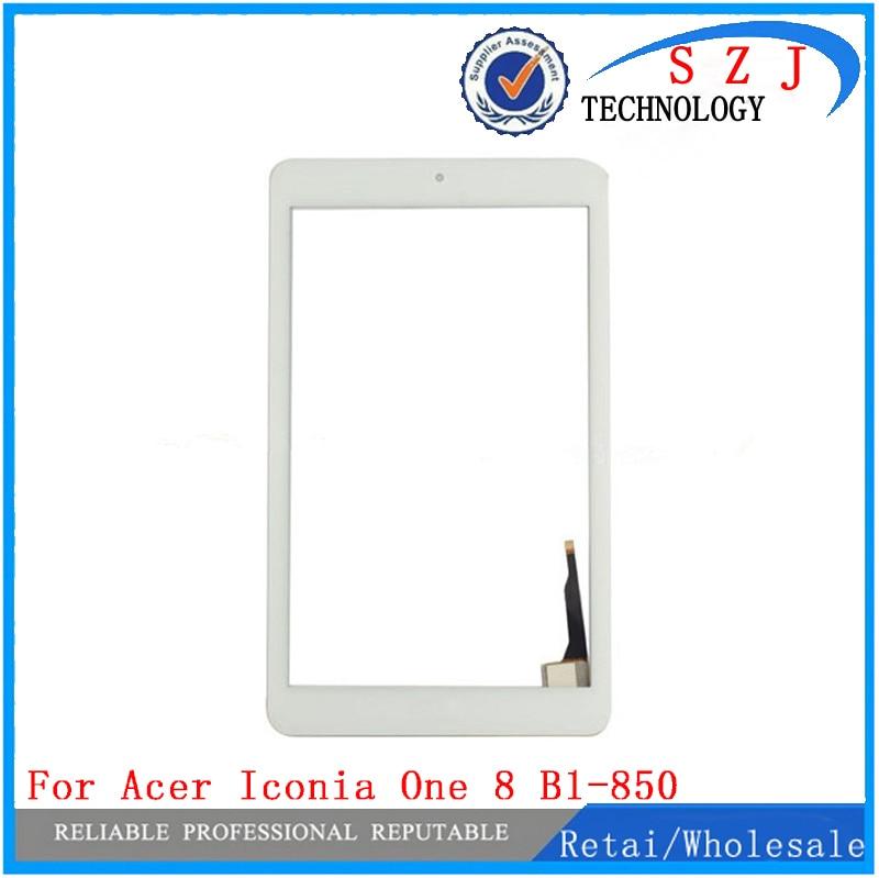 Nieuwe 8 ''inch tablet pc Voor Acer Iconia Een 8 B1-850 A6001 touchscreen digitizer Gratis Verzending