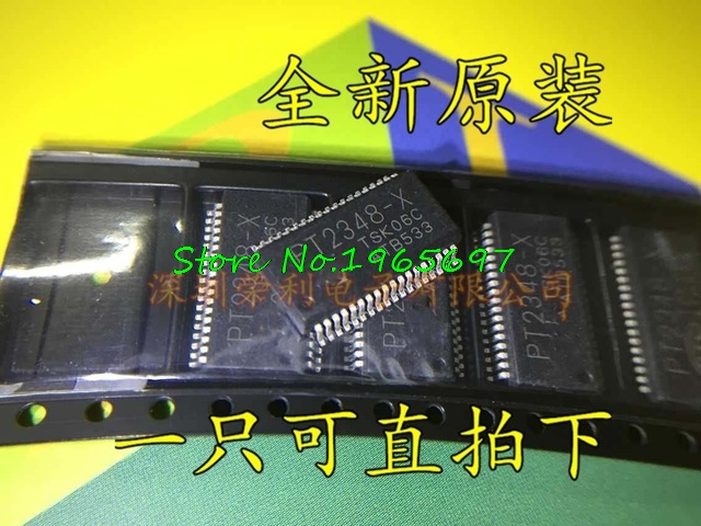 5pcs/lot PT2348 PT2348-X SSOP-36 New Original In Stock