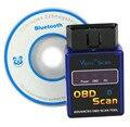 5pcs/lot  Mini ELM327 B v1.5 Bluetooth Mini Small Interface OBD2 Scanner Adapter OBD2 Auto Car Diagnostic Scanner Tool