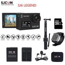 Original SJCAM SJ6 LEGEND Wifi 4K 24fps Notavek 96660 2.0″ Touch Screen Remote Ultra HD 30M Waterproof Sports Action Camera DVR