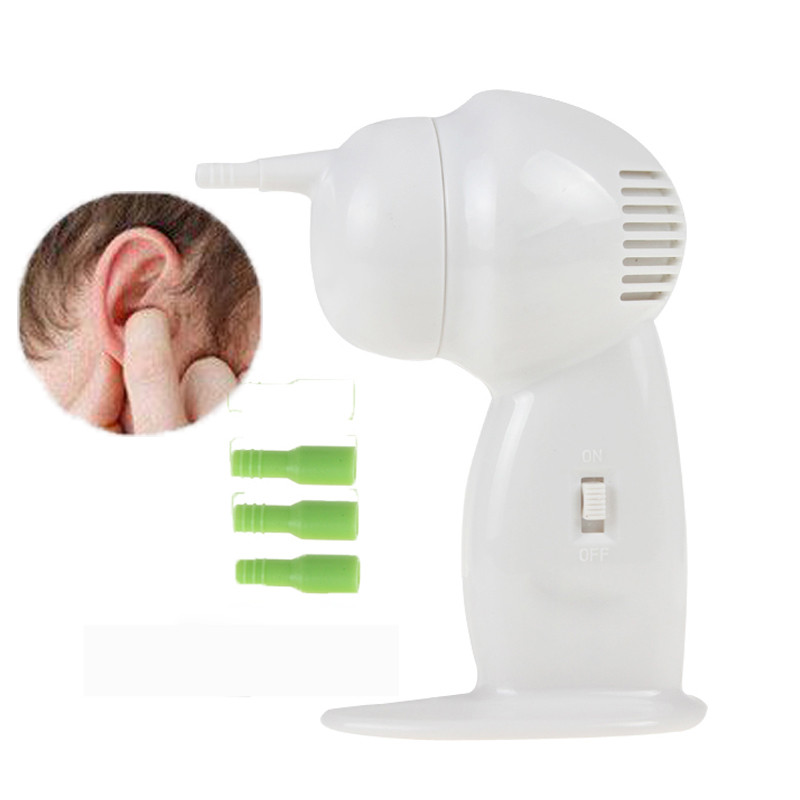 ear wax removal suction machine