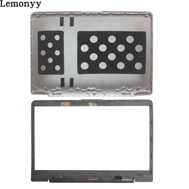 Top Cover For SAMSUNG NP530U4C 530U4C NP530U4B 530U4B 530U4CL 532U4C 535U4C 535U4X Laptop LCD Back Cover Silver/LCD Bezel Cover