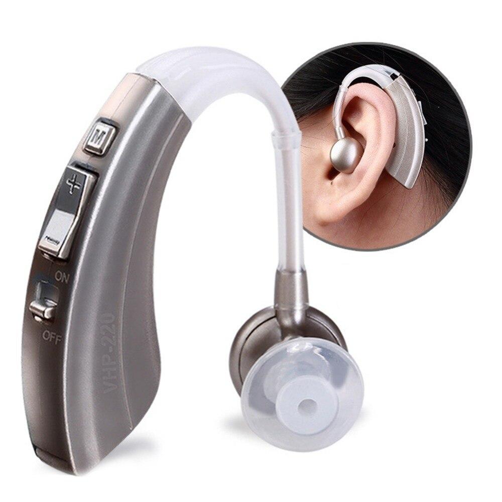 Mini prothèses auditives numériques rechargeables portatives de réduction de bruit Durable aides auditives numériques pour les amplificateurs sonores âgés