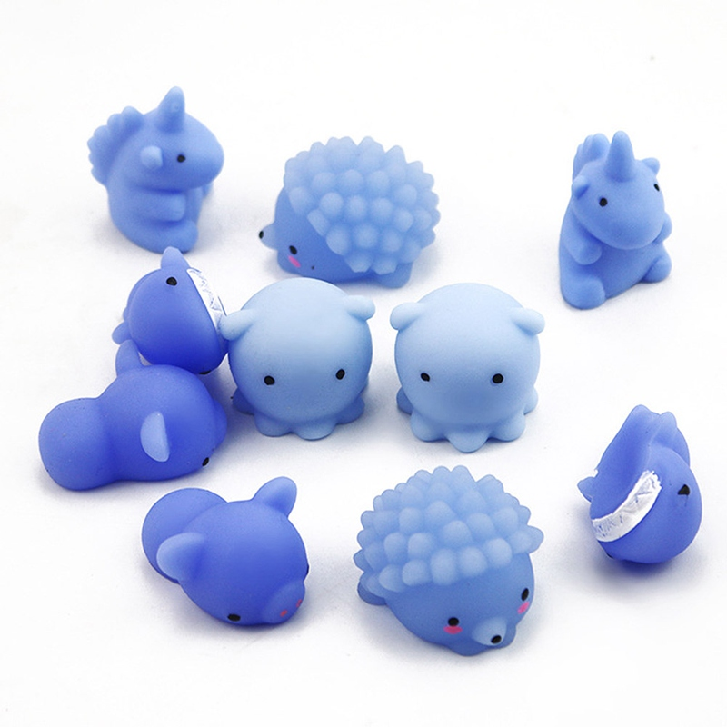 Mini Cute Cat Wipes Antistress Ball Squeeze Mochi Rising Toys Stress Relief Toys Funny Gift