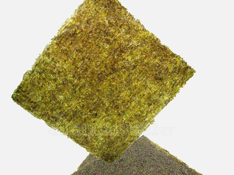 50 шт./компл. Нори Суши + бамбуковые скатывающиеся коврики нори инструмент, высококачественные водоросли нори для суши, японский alga нори набор для суши + инструмент-3