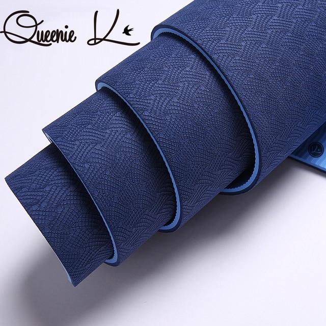 Yoga de la tpe estera de yoga estera de gimnasio estera de yoga alargar 183 cm doble cara antideslizante yoga mat