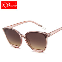 RBROVO New Arrival 2019 Fashion Sunglasses Women Vintage Met