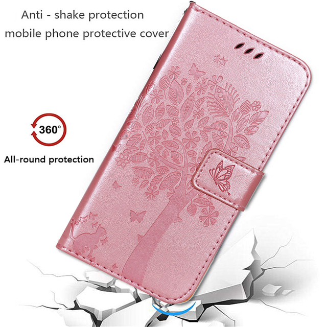 Flip PU Leather Wallet Phone Case For Samsung Galaxy A8 Plus 2018 A310 A510 A710 2016 Phone Bag