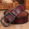 2016 Hot sale casual men belt brand high quality waist strap size 120 cm designer belts cowboy genuine leather jeans s03728