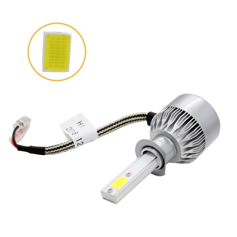 2 Pçs / par 7600LM 72 W Carro de Alta Potência LED Lâmpada de - Faróis do carro - Foto 4