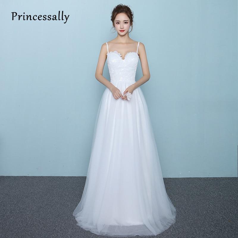Simple White Wedding Gown: Aliexpress.com : Buy Vestido De Noivas New Beach Wedding