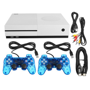 2018 New 4GB Video Game Console TV Consoles with 600 Games Gamepad Family Player for GBA/NEOGEO/NES/SNES