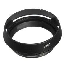 5x эфвк Новое поступление тонкий УФ фильтр 49 мм с LH JX100 бленда LA 49X100 переходное кольцо f Fujifilm X100