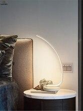 Modern led Desk lamp bedside desk light for bedroom office lamp table romance dormitory remote control business de table lamps цена 2017