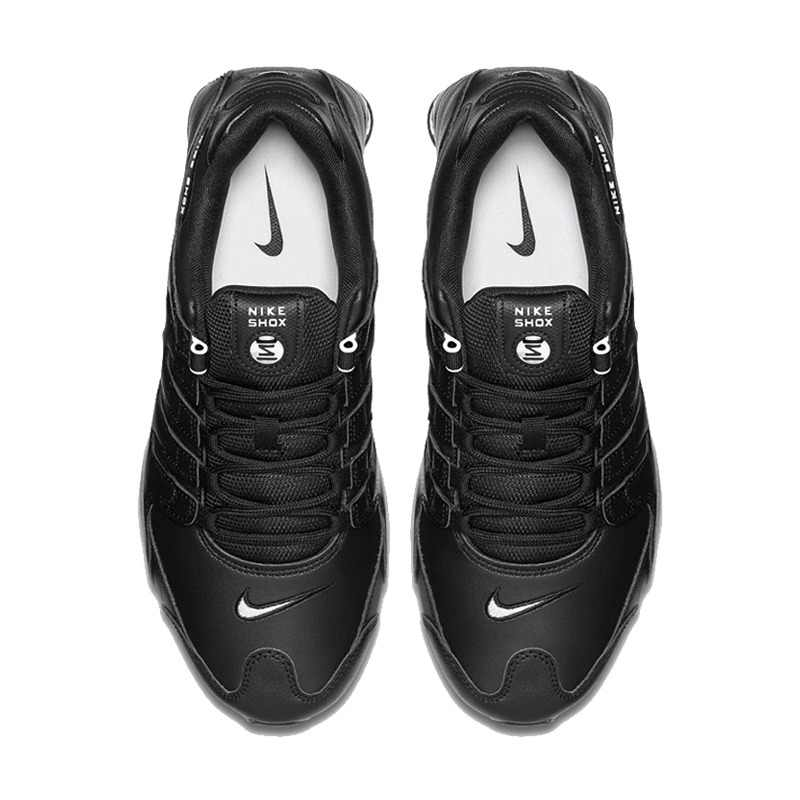bfc5e3e1c61 ... Original New Arrival NIKE SHOX NZ EU Men s Running Shoes Sneakers ...