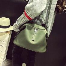 Big bags handtasche der frauen der trend der mode kurze umhängetasche lässig weichem leder umhängetasche handtasche
