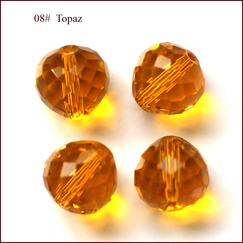 100pcs China Top Quality Crystal Beads 6MM Pear Bead for Women DIY Bracelet Jewelry Making in Beads from Jewelry Accessories