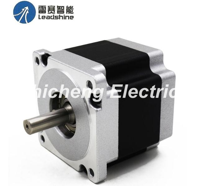 Free Shipping New Leadshine 2-phase Hybrid Stepper Motor 86HS45 NEMA 34 /Holding Torque 3.5N CNC Motor 2 phase stepper motor and drive m542 86hs45 4 5n m new