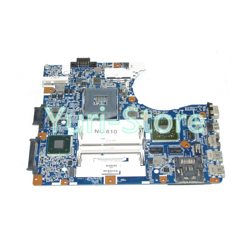 NOKOTION MBX-273 A1882129A Main Board For Sony Vaio SVE14A17ECW SVE14A Series Laptop Motherboard HM76 DDR3 HD7600MNOKOTION MBX-273 A1882129A Main Board For Sony Vaio SVE14A17ECW SVE14A Series Laptop Motherboard HM76 DDR3 HD7600M