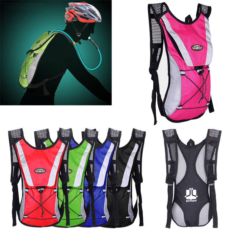 Outdoor Camping Water Bladder Bag Backpack Hydration Pack Hiking Camping 2L for cycling, rock-climbing and hiking hydration pack water rucksack backpack cycling bladder bag hiking climbing pouch