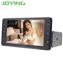 6.2″Joying Single 1 Din Core Quad Universal Car Audio Stereo Radio Android 6.0 Multimedia Player GPS Navigation Head Unit.