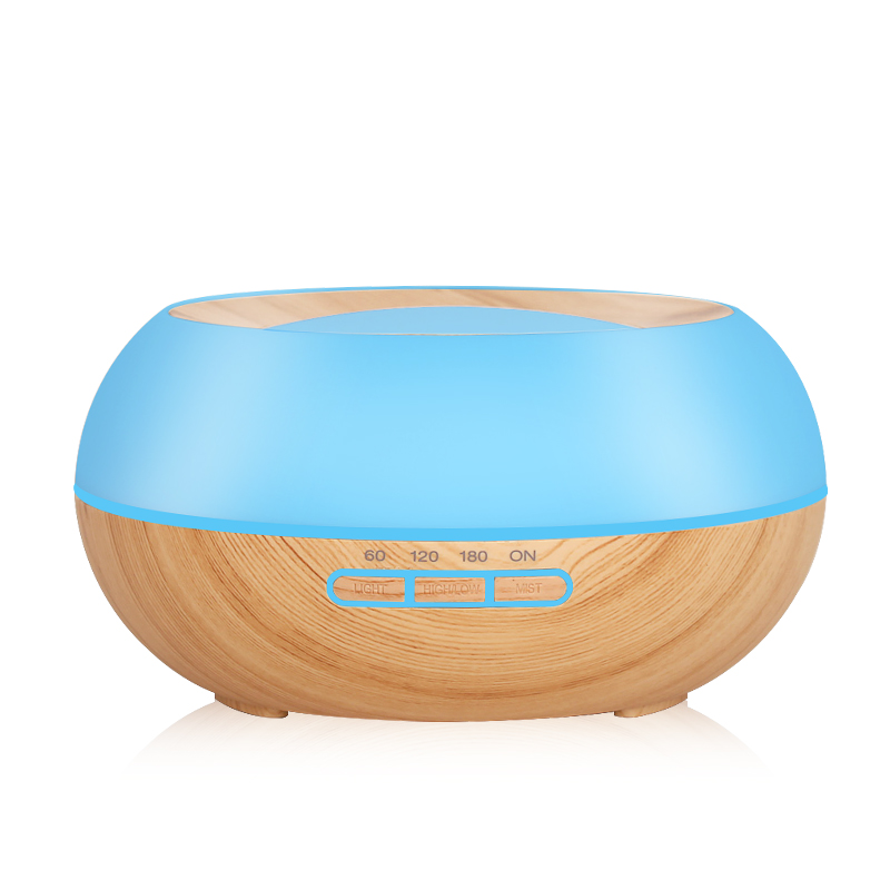 где купить 300ml Aroma Essential Oil Diffuser Ultrasonic Cool Mist Air Humidifier LED Light for Office Home Bedroom Living Room Yoga SPA дешево