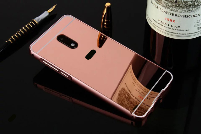 quality design 6eecf fafe8 US $2.76 15% OFF 5.7 inch For LG Stylus 3 Case Stylo 3 Luxury Rose Gold  Mirror Case Back Cover For LG G Stylus 3/ K10 Pro LS777-in Fitted Cases  from ...