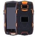 """Frete grátis Original guophone V11 MTK6582 Quad Core Android 5.0 4.5 """"IP68 À Prova D' Água À Prova de Choque 3G 8.0mp 1 GB + 8 GB telefone móvel"""