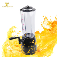2 5L Ice Core Beer Dispenser Beverage Machine Ice Tube For Wine Alcohol Juice Soft Drink