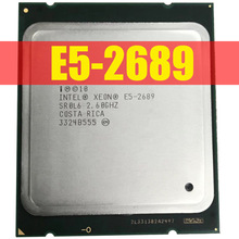 Intel xeon e5 2689 lga 2011 2.6 ghz 8 núcleo 16 threads processador cpu E5-2689 feno vender