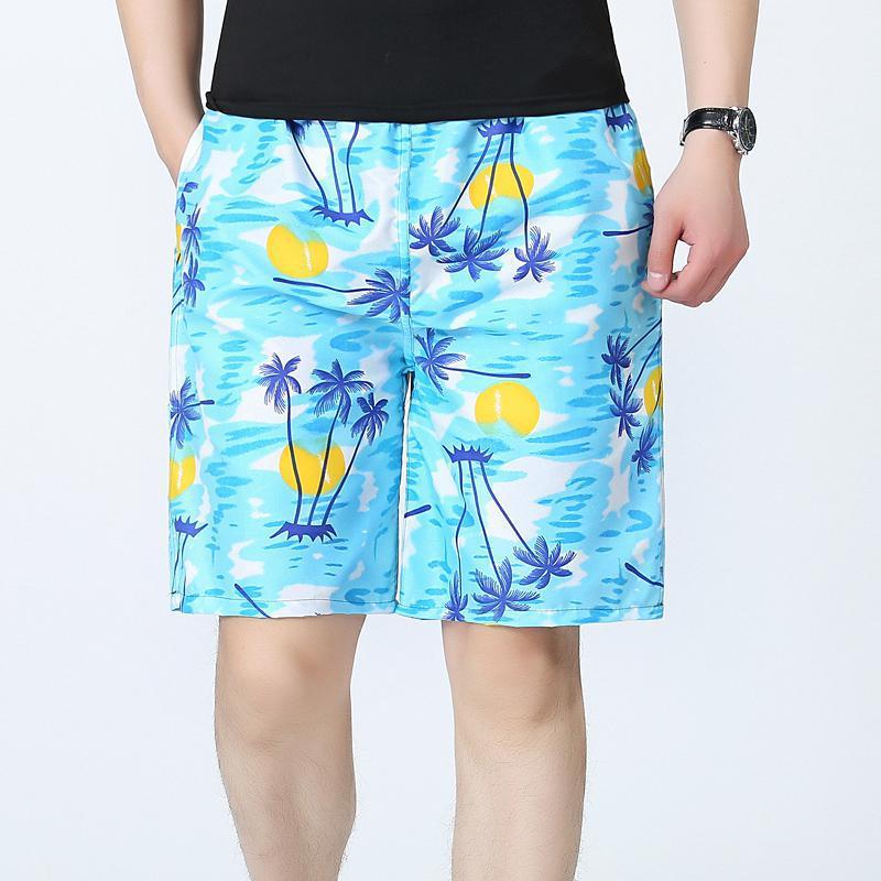 10 Patterns Camouflage Compression   Shorts   Men Summer Clothing   Board     Shorts   Nylon Bottom Men Side Pockets Men's Swimwear