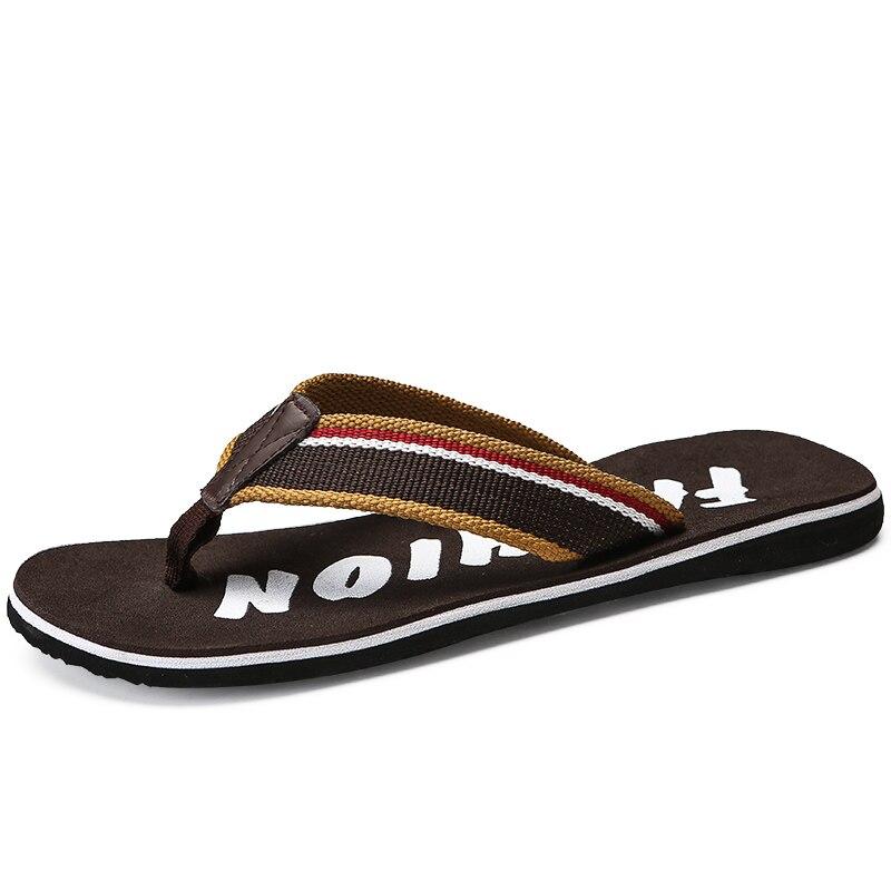 Hot Sale Summer Flip Flops Sandals Beach Shoes Men -9874