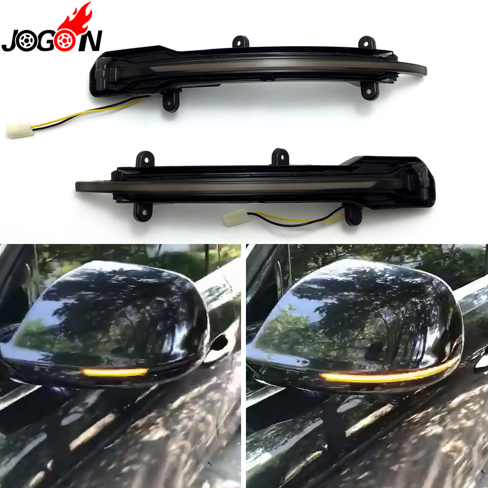For Audi Q5 SQ5 8R 2010 2017 Q7 Facelift 2010 2015 Side Wing Rearview Mirror Blinker