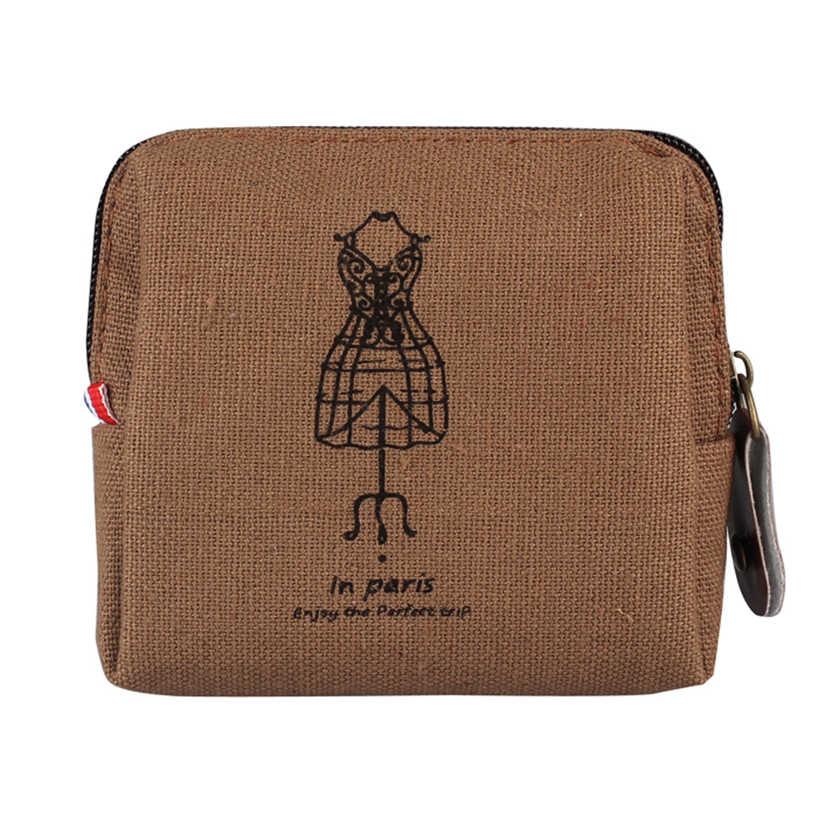 Aelicy moda mujeres niñas cuero brillante Mini París memoria moneda monedero cremallera pequeño cuadrado embrague monedero llavero bolsa de almacenamiento