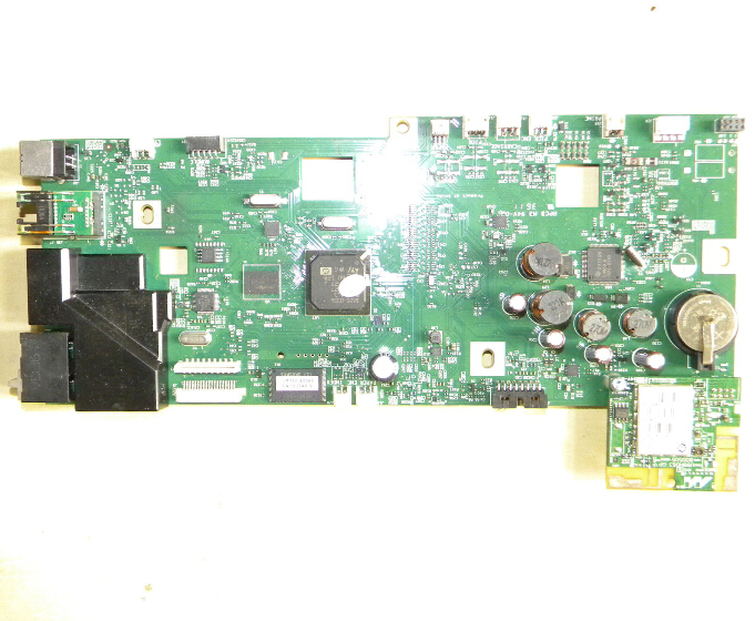 ФОТО FOR HP Officejet Pro 8600 Formatter Main Board CM749-80001 + Wifi Card 1150-7946