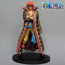 Retail One Piece Eustass Kid PVC Action Figure Collectible Toy 16CM Free Shipping