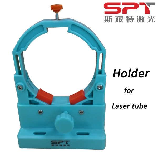 ضياء 40-80 ملليمتر للتعديل co2 ليزر آلة أنبوب حامل و الغيار